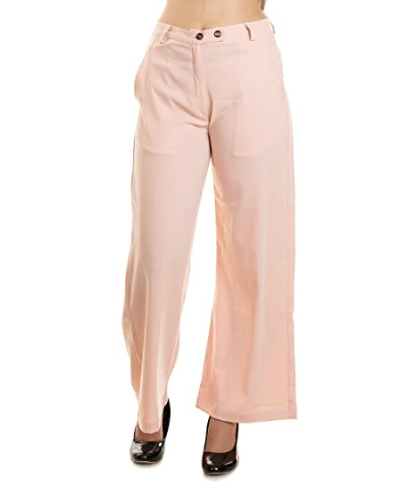 Loose fitted pants