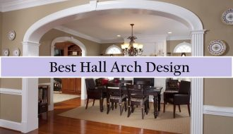 best hall arch design