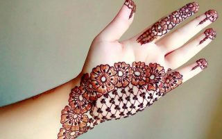 mehndi-designs for kids