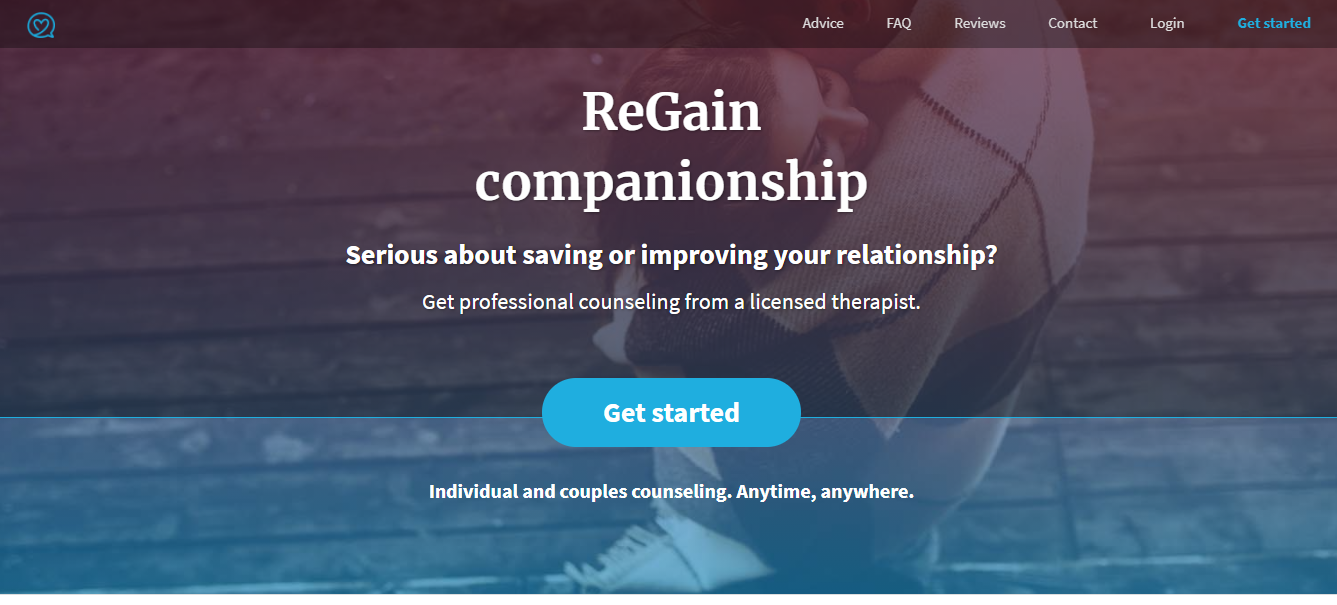 regain online therapy